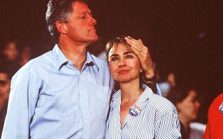 Con duong chinh tri cua ba Hillary Clinton qua anh - Anh 9