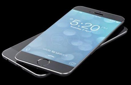 iPhone 8 se duoc trang bi man hinh OLED sac net - Anh 1