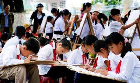 Nganh Giao duc huyen An Duong, Hai Phong: Phat huy thanh tich nam hoc 2015-2016, quyet tam thuc hien thang loi nhiem vu nam hoc moi - Anh 1