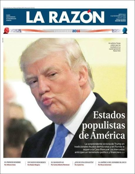 Nhung phan ung cua truyen thong the gioi ve tin Donald Trump dac cu - Anh 4