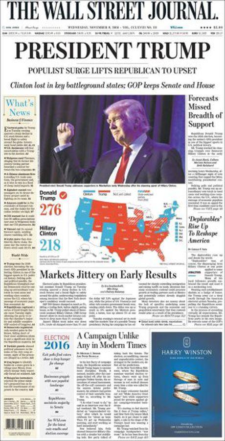 Nhung phan ung cua truyen thong the gioi ve tin Donald Trump dac cu - Anh 5