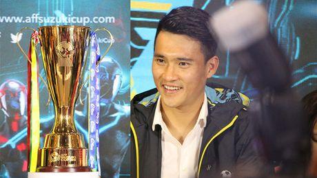 Cong Vinh hua se mang Cup vang AFF Suzuki 2016 ve cho Viet Nam - Anh 1