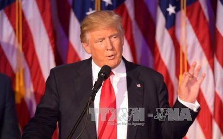Trung Quoc muon hop tac voi tan tong thong Donald Trump cua Hoa Ky - Anh 1