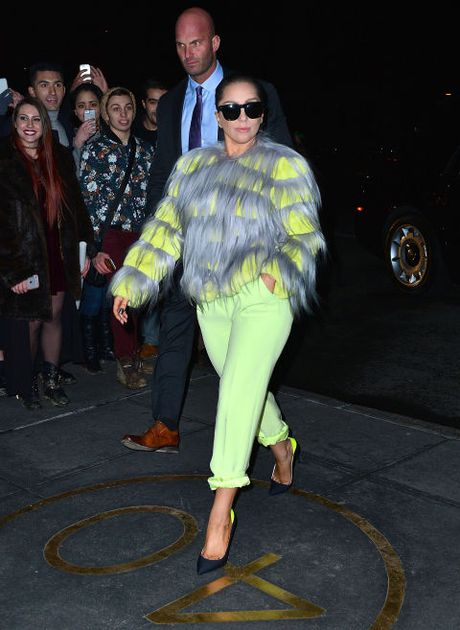 "Sam soi nhung trang phuc sieu ""ba dao"" cua Lady Gaga - Anh 5"