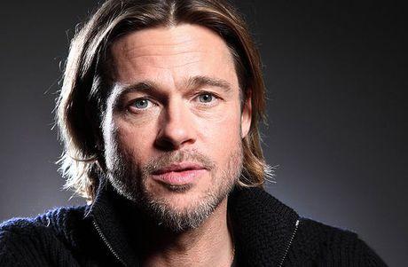 Brad Pitt se xuat hien cong khai lan dau tien trong tuan nay - Anh 1