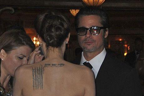 Brad Pitt se xuat hien cong khai lan dau tien trong tuan nay - Anh 2