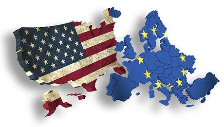 Ngoai truong EU hop khan sau chien thang cua ong Trump - Anh 1