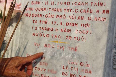 Phan doi cay cuc cua nguoi phu nu di doi danh phan vo le - Anh 3