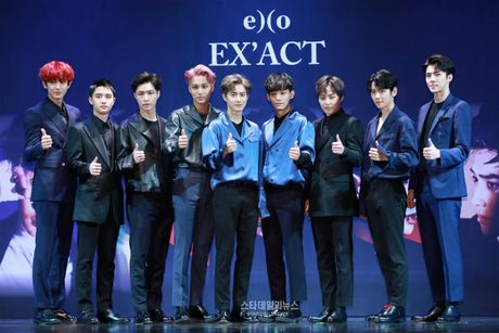 My idol: Da thich EXO thi nhieu thanh vien den may cung nho duoc het - Anh 1