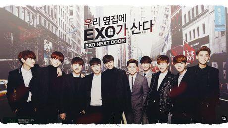 My idol: Da thich EXO thi nhieu thanh vien den may cung nho duoc het - Anh 2
