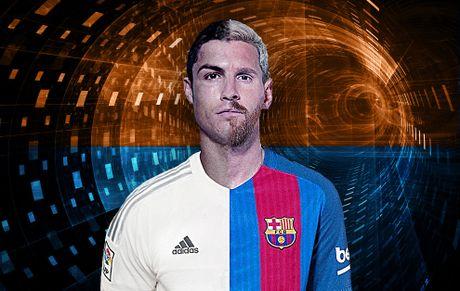 Neu ton tai cau thu ket hop giua Messi, Ronaldo va… Usain Bolt - Anh 1