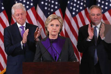 Vi sao nha Clinton mac mau tim khi thua nhan that bai? - Anh 1