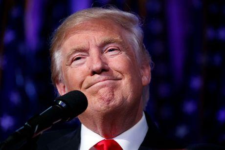 Tong thong dac cu Donald Trump: Hay mo giac mo lon! - Anh 1