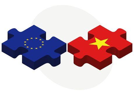 EU va Viet Nam day manh hop tac truoc them EVFTA - Anh 1