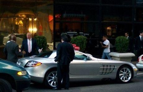 10 chiec xe dat gia cua tan Tong thong My Donald Trump - Anh 5