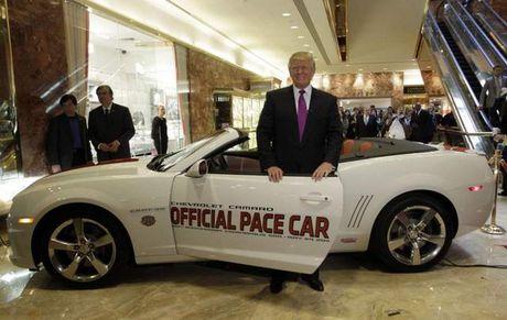 10 chiec xe dat gia cua tan Tong thong My Donald Trump - Anh 6