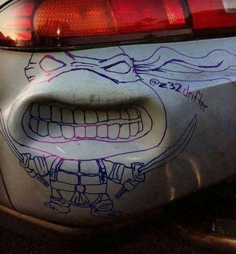 Nhung cach 'sua' xe sang tao khien ban phai kham phuc - Anh 7