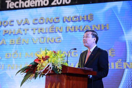 TechDemo 2016: Nang cao nang suat, phat trien kinh te vung nui phia Tay Bac - Anh 1