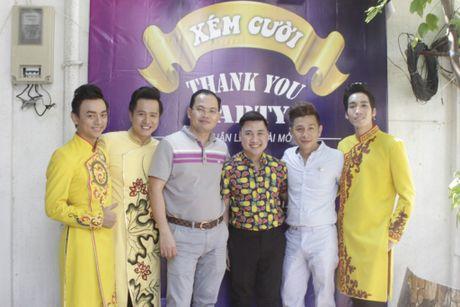 """Nhom Xem Cuoi: """"Nu cuoi tron ven khi dem thong diep yeu thuong den nguoi khac"""" - Anh 2"""