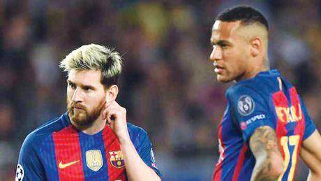Sieu kinh dien Nam My: Neymar doi dau Messi - Anh 1