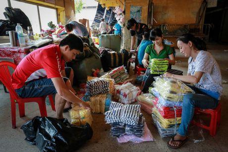 TPHCM dong cua cho Binh Tay de sua chua - Anh 3