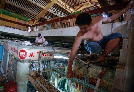 TPHCM dong cua cho Binh Tay de sua chua - Anh 6
