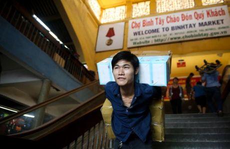 TPHCM dong cua cho Binh Tay de sua chua - Anh 8