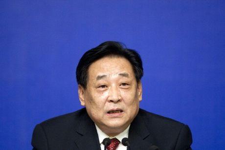 Trung Quoc ket an nguyen Thu truong Bo Bao ve moi truong - Anh 1