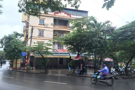 Tai quan Hoang Mai: Bai do xe bien thanh quan bia hoi - Anh 1