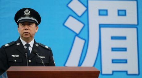 Lan dau tien Chu tich Interpol la nguoi Trung Quoc - Anh 1