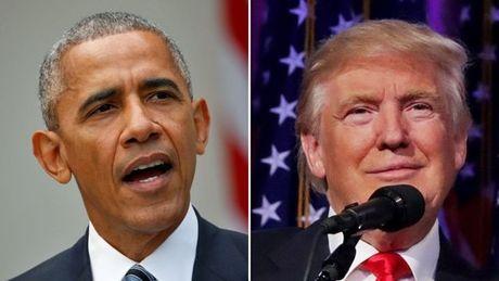 Tong thong Obama chao don ong ba Trump den Nha Trang - Anh 1