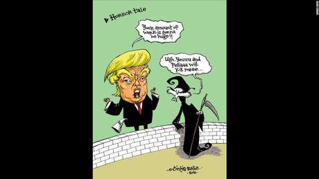 Biem hoa: Chien thang vang doi cua ong Donald Trump - Anh 10