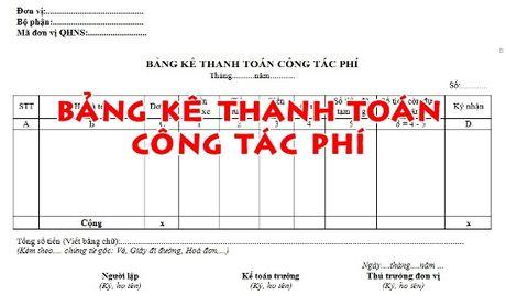 Tang cong tac phi cho cong chuc, vien chuc? - Anh 1