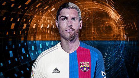 Cau thu hoan hao ghep giua Messi, Ronaldo va… Usain Bolt - Anh 1