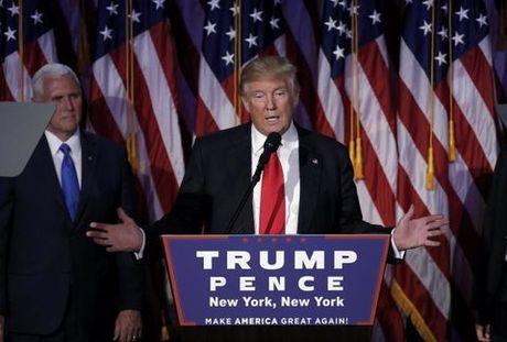 Donald Trump: Toi cam ket se la tong thong cua tat ca nguoi My - Anh 1