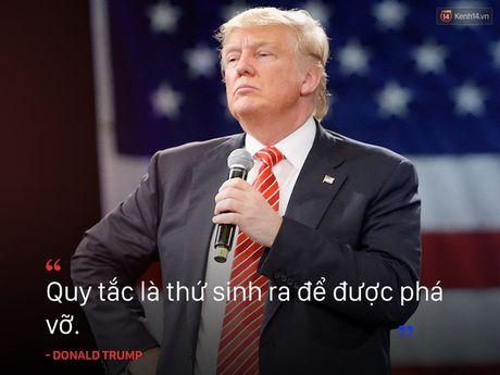 Nhung cau noi truyen cam hung cua tan Tong thong My Donald Trump - Anh 2