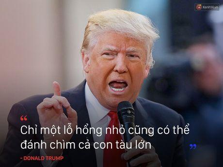 Nhung cau noi truyen cam hung cua tan Tong thong My Donald Trump - Anh 3