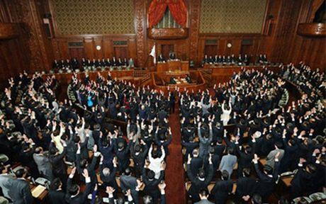 Ha vien Nhat Ban thong qua TPP ngay sau bau cu My - Anh 1