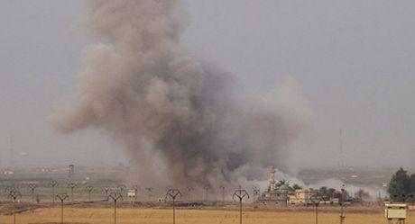 My khong kich o Iraq va Syria khien 64 thuong dan thiet mang - Anh 1