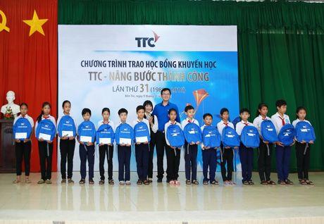 TTC - Nang buoc thanh cong - Anh 1