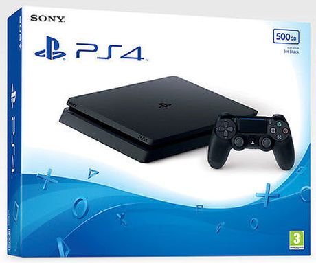 Danh gia may choi game Sony PlayStation 4 Slim - Anh 1