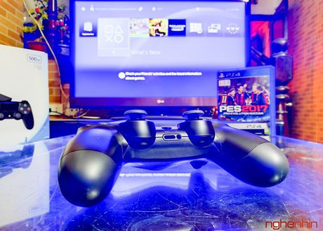 Danh gia may choi game Sony PlayStation 4 Slim - Anh 2