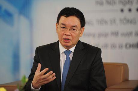CEO Ngan hang Quan doi: Khong ngai canh tranh voi cac nha bang lon - Anh 1