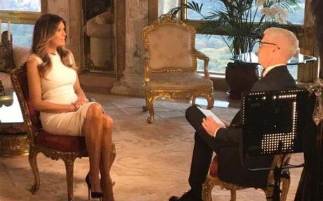 Melania Trump se thanh kieu de nhat phu nhan nao? - Anh 5