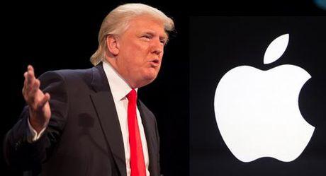 Tuong lai Apple va cong nghe My duoi 'trieu' Trump se the nao - Anh 2