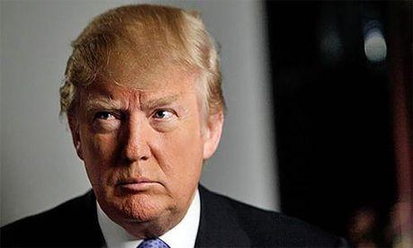 Trump co the la 'Tong thong phan khoa hoc' nhat cua My - Anh 1