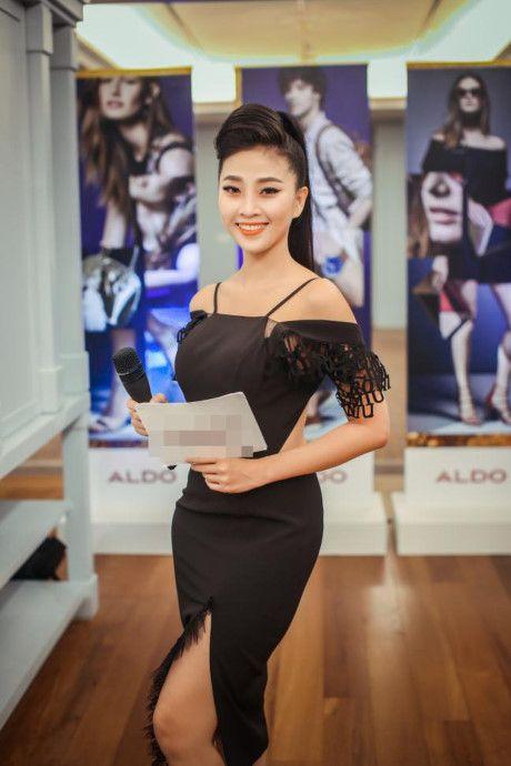MC Lieu Ha Trinh: 'Phu nu khi yeu deu kho' - Anh 1