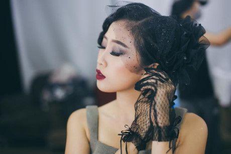 MC Lieu Ha Trinh: 'Phu nu khi yeu deu kho' - Anh 4