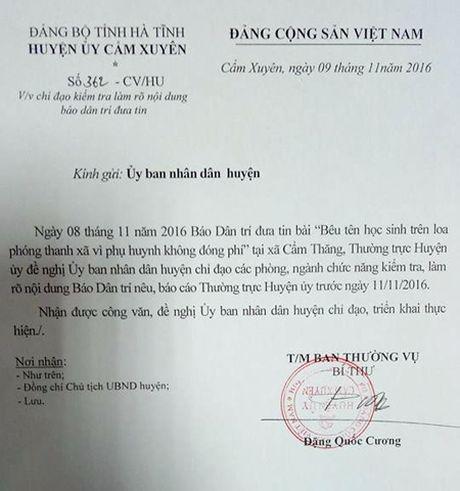 Vu beu ten con vi bo me khong dong phi: 'Phai xin loi dan ngay!' - Anh 1