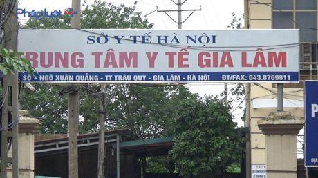 So Y te Ha Noi len tieng vu nhieu trang thiet bi y te tai Gia Lam 'dap chieu' - Anh 1